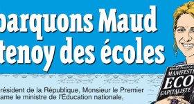 Fondation Maud Fontenoy: lorsque les entreprises polluantes s'invitent dans les programmes scolaires